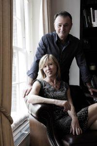 Gary Marks en Liesbeth.